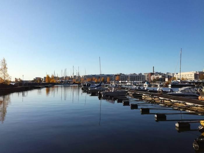 Passeggiando per Lauttasaari…